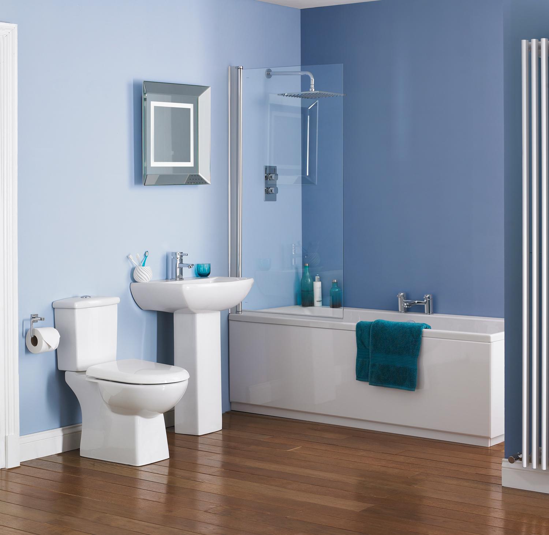 100 cheap shower bath suites bathroom design for Cheap bathroom suites
